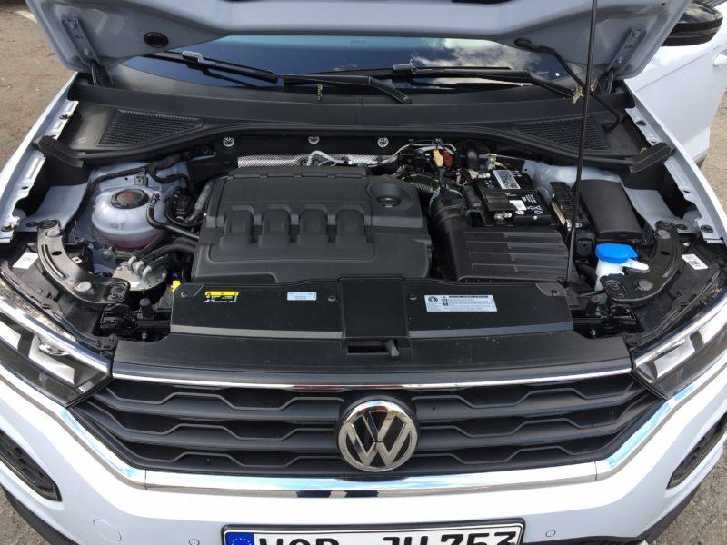 VW T-Roc Foto: F. Moritz