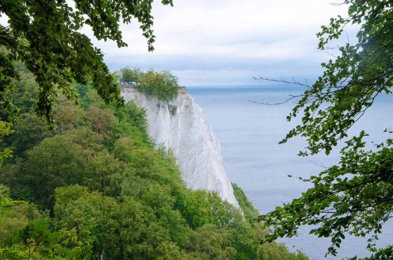 Der Königsstuhl ist eines der bekanntesten Wahrzeichen von Rügen