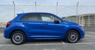 Fiat 500X Sport 1.6 Multijet Foto: S. Moritz