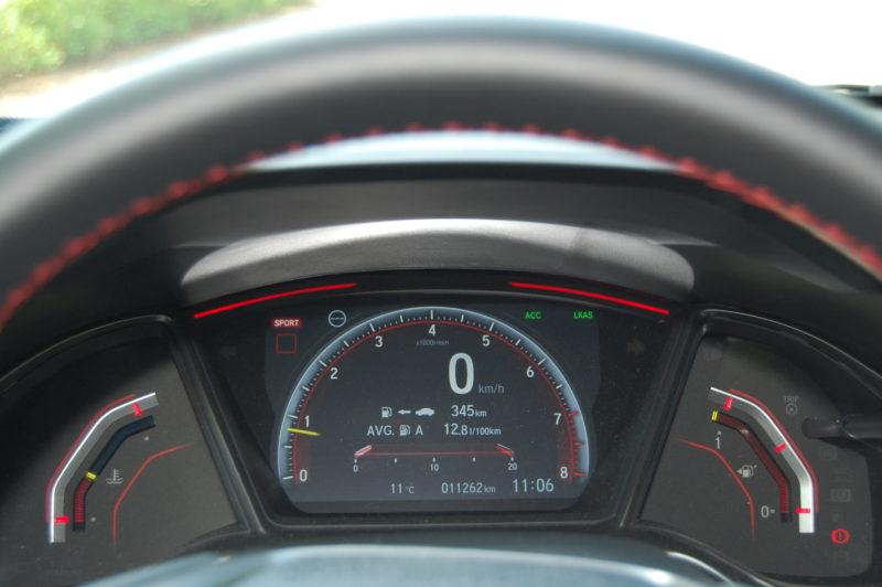 Honda Civic Type R GT 2.0 VTEC Foto: F. Moritz