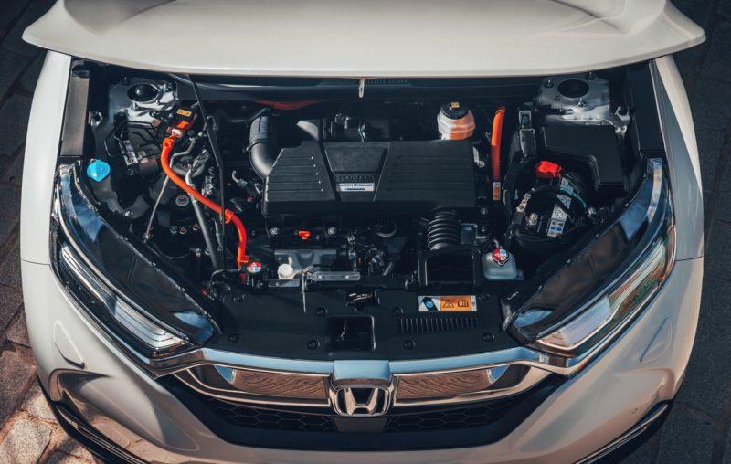 Honda CR-V Hybrid Foto: HONDA