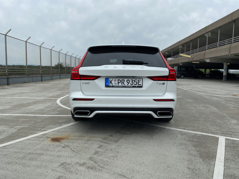 Volvo XC60 B4 Mild-Hybrid AWD Inscription Foto: S. Moritz