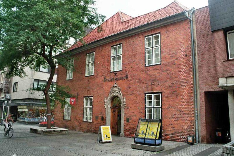 Das Kieler Stadtmuseum Warleberger Hof
