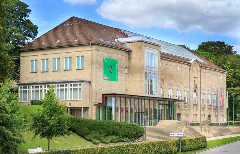 Die Kunsthalle von Kiel