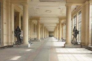 Ansicht im Orangerie-Schloss im Park Sanssouci