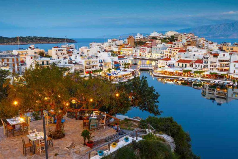 Agios Nikolaos, Griechenland