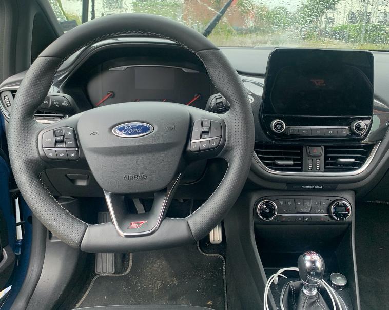Ford Fiesta ST 1,5L EcoBoost Foto: B. Simon