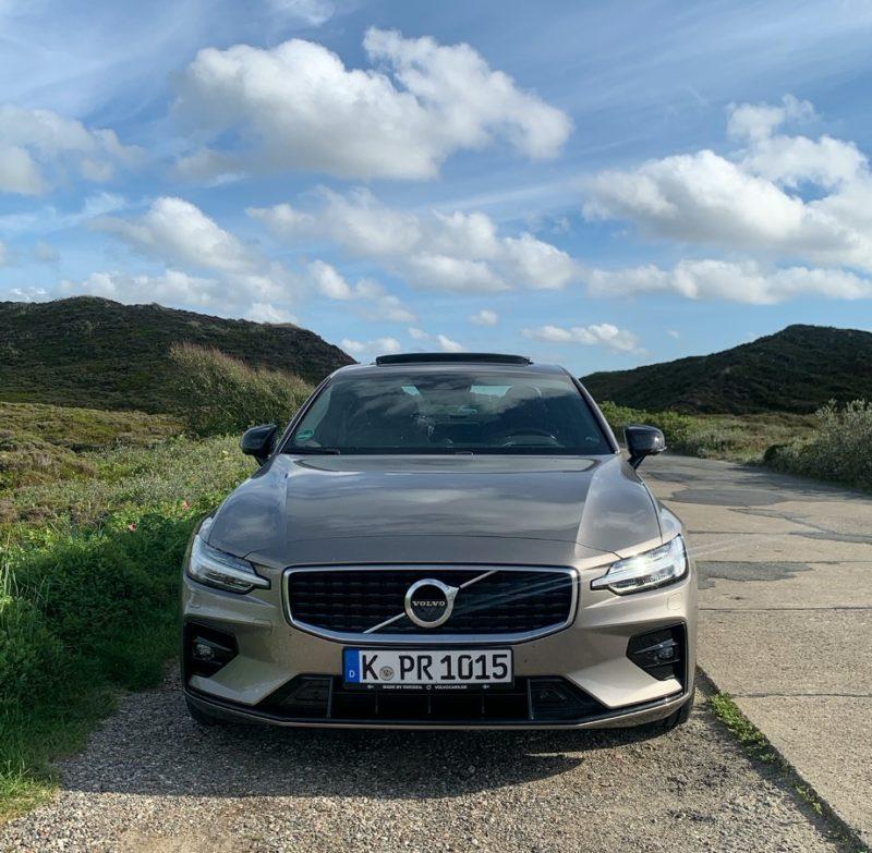 Volvo S60 T4 R-Design Foto: B. Simon