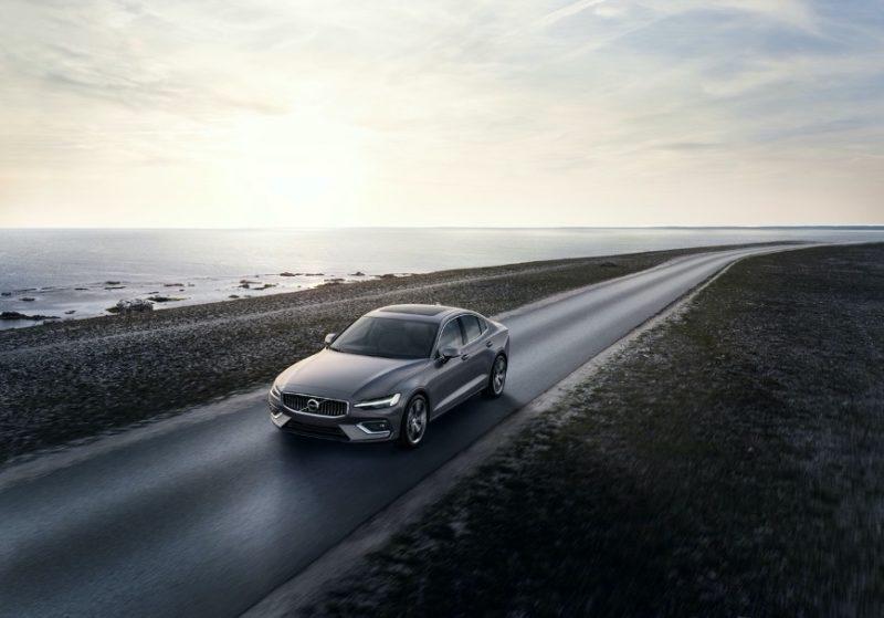 Volvo S60 T4 R-Design Foto: Volvo