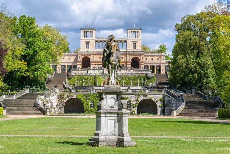 Orangerieschloss in Potsdam