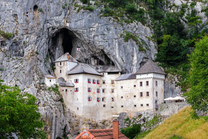 Cave Castle Lueg