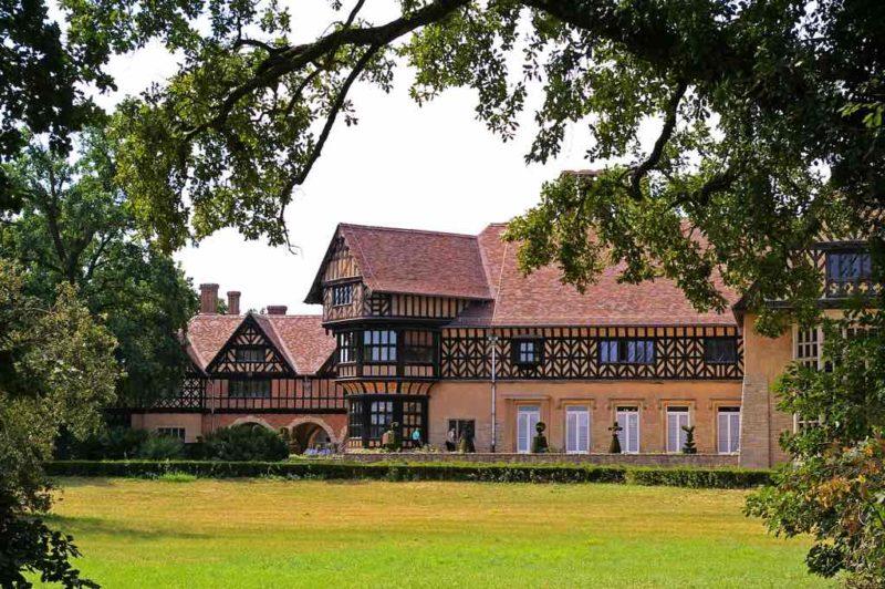Schloss Cecilienhof, im Neuen Garten, Potsdam