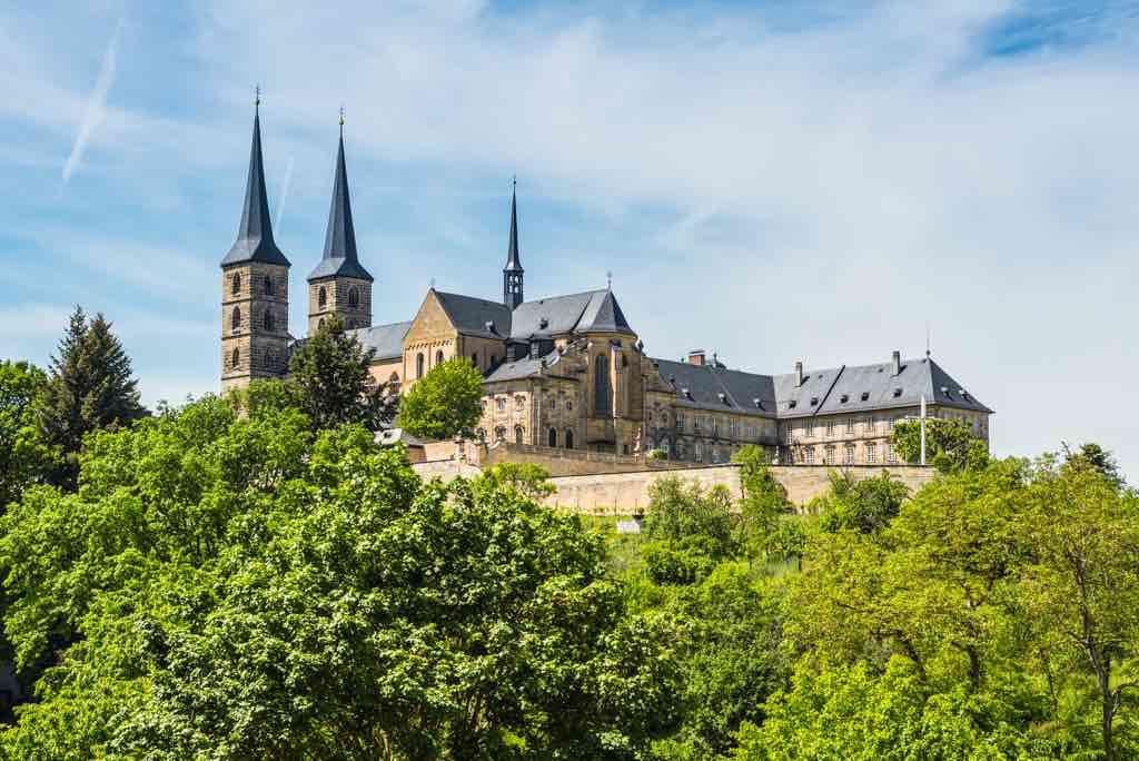 Kloster Michelsberg - Bamberg