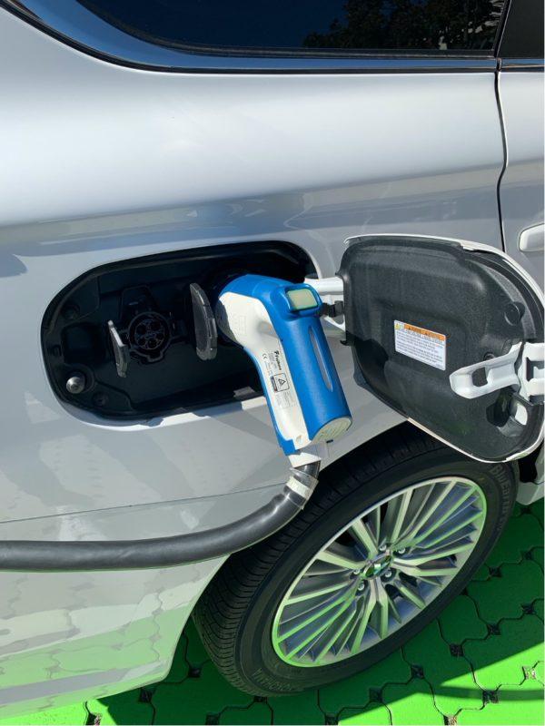Mitsubishi Outlander Plug-in Hybrid Foto: B. Simon