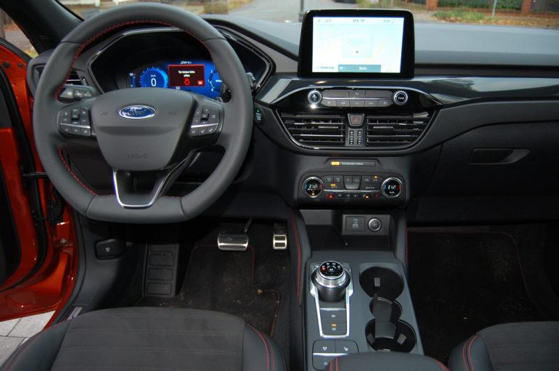 Ford Kuga ST-Line-X Foto: F. Moritz