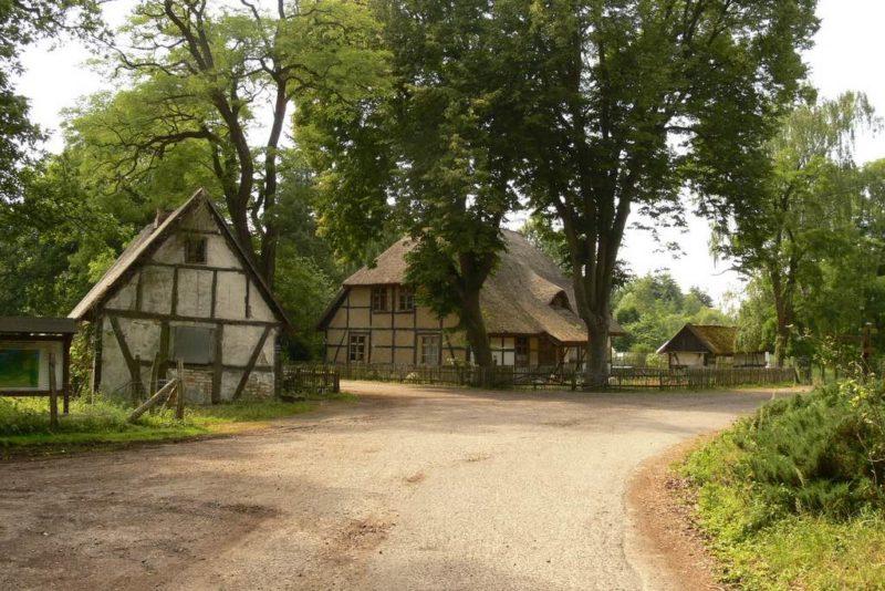 Meyers Hausstelle in der Rostocker Heide