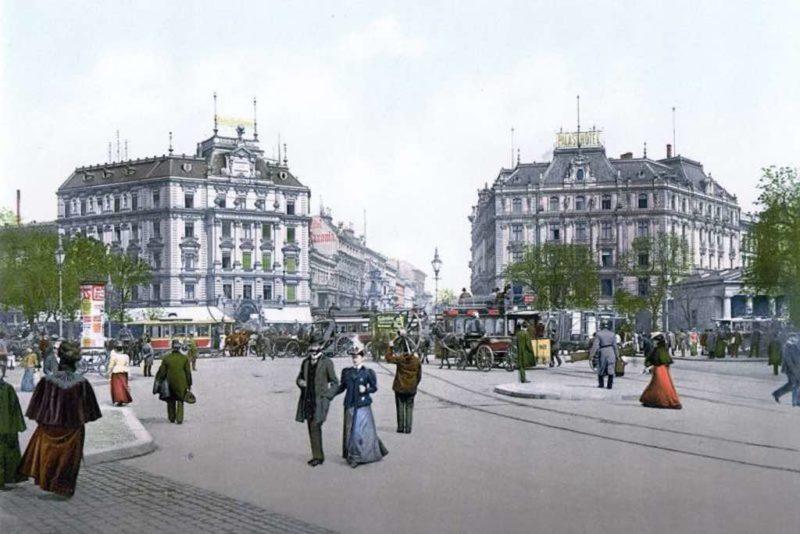 Potsdamer Platz um 1900