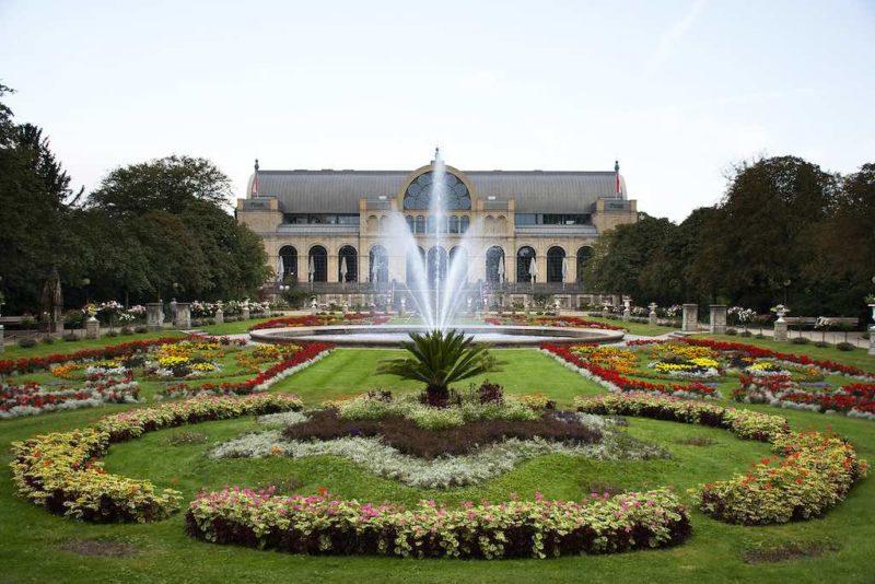 Der Botanische Garten von Köln