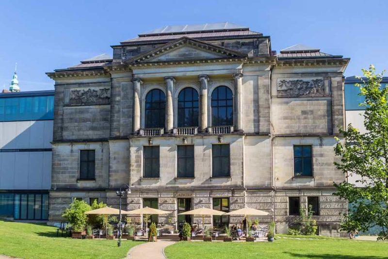 Kunsthalle Museum in Bremen