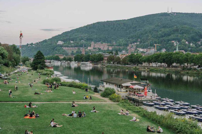 Neckarwiese, Heidelberg