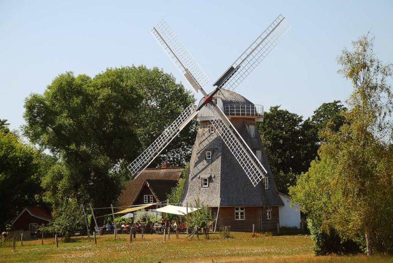 Windmühle, Ahrenshoop