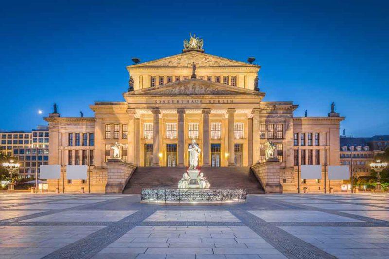 Das Konzerthaus am Gendarmenmarkt, Berlin