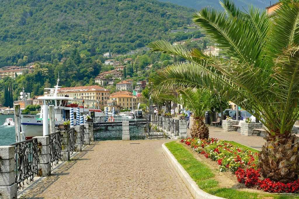 Menaggio gehört zu den beliebtesten Urlaubsorten am Westufer des Comer Sees