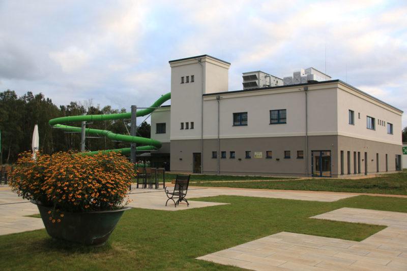 Absoluter Hit und größter Spaßfaktor SEETELHOTEL Kinderresort Usedom ist die 84 Meter lange Wasserrutsche i